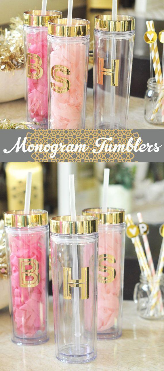Maid Of Honor Gift Unique Bridal Shower Party Tumblers Birthday Ideas Bride Tumbler Water Bottle Eb3113