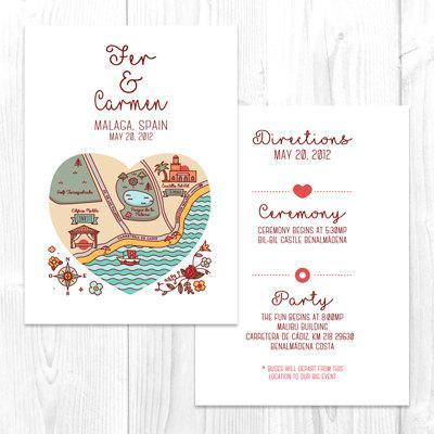 Wedding Map Elopement Printable Diy Location Custom Reception Direction Card Able Art Print Customizable Event