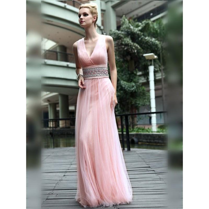 elegante lange kleider fur hochzeit
