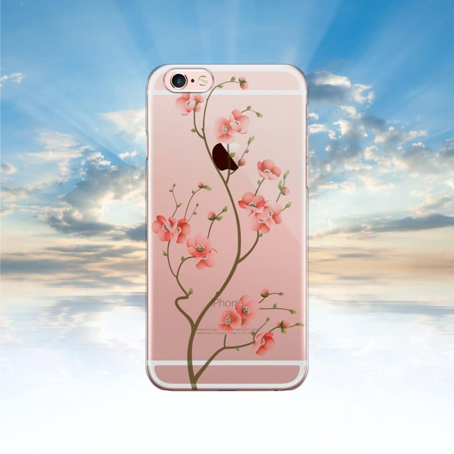 Iphone 7 Case Clear Floral Iphone 6 Case Clear Iphone 6s Case