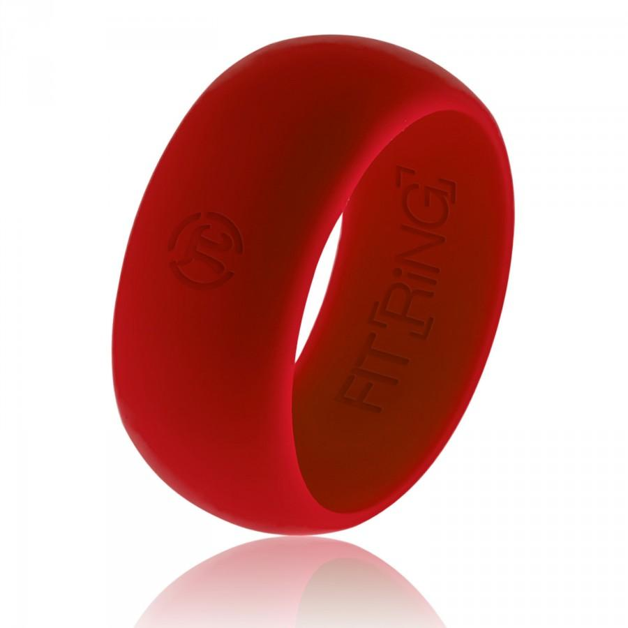 Men S Silicone Wedding Ring Free Shipping Fit Flexible Rubber Engagement Band Black Blue Red Gray Green Lava Shown