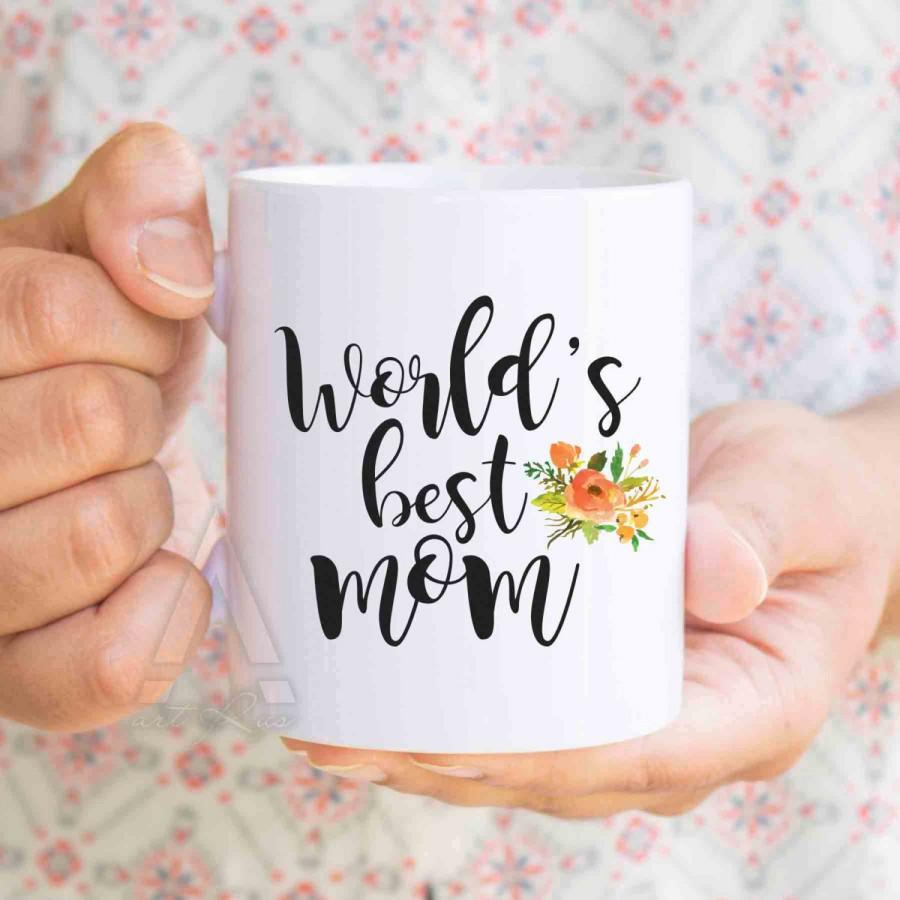 Christmas Gifts For Mom World S Best Coffee Mug Birthday Tea Cup Gift Idea Mothers Day Daughter Mu390