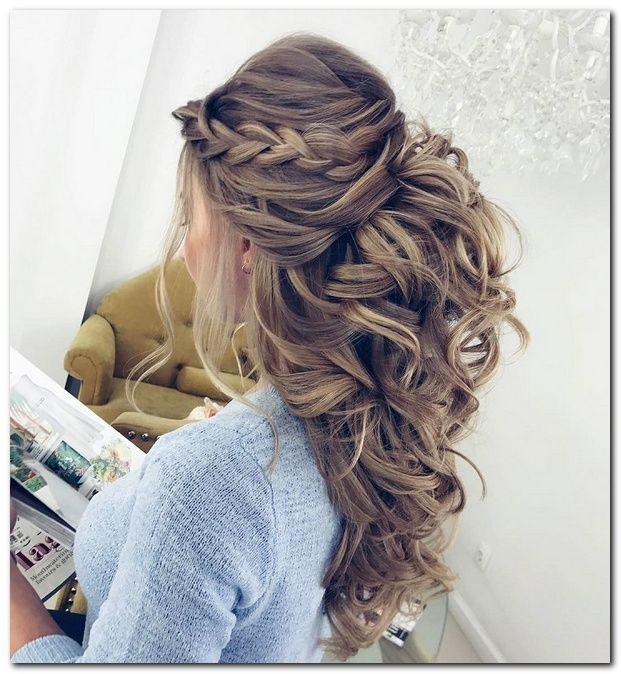 Wedding Hairstyles Half Up And Half Down How To And 100 Photos 2700863 Weddbook