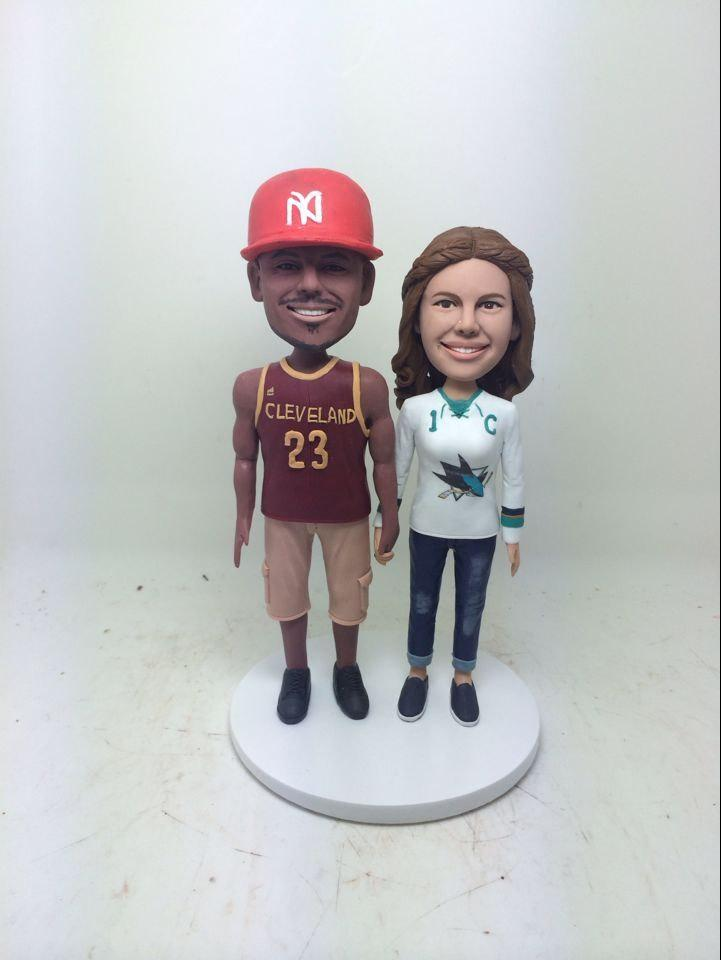wedding cake topper san jose cleveland cavaliers personalized wedding san jose sharks 26378