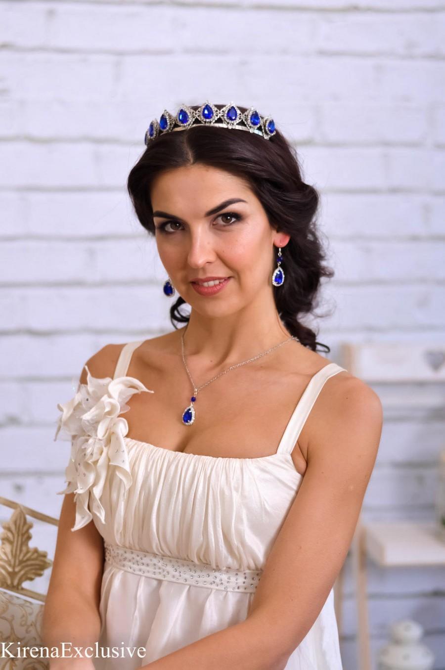 bridal tiara wedding headpiece bridal crown wedding hair