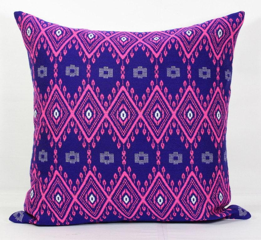 Purple Pillow Cover 26x26 Pillow Covers 24 X 24 Inch Pillow Covers