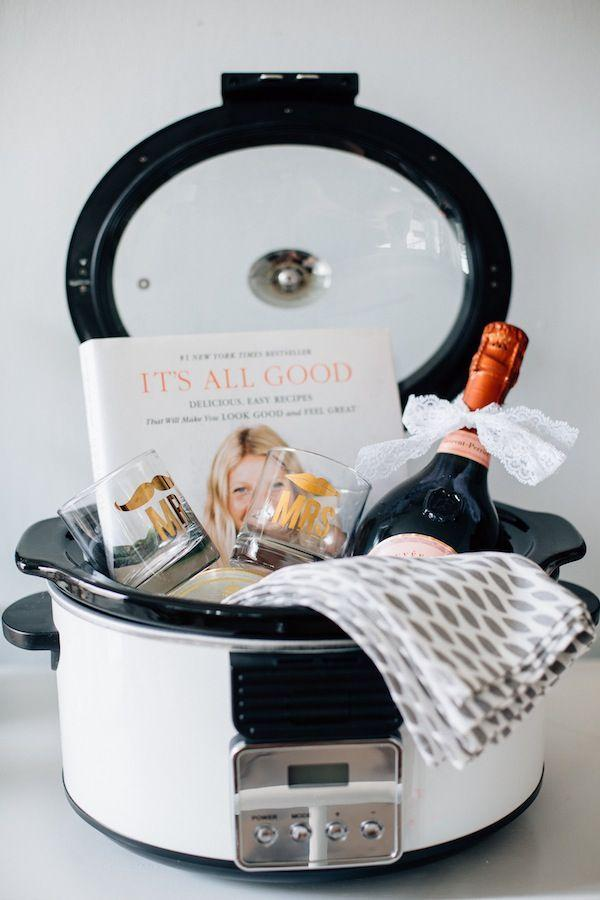 The Best Bridal Shower Gift For A Spring Wedding