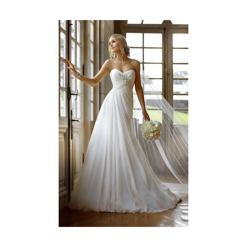Stella York Beach Wedding Dress Style 5757 Designer Dresses