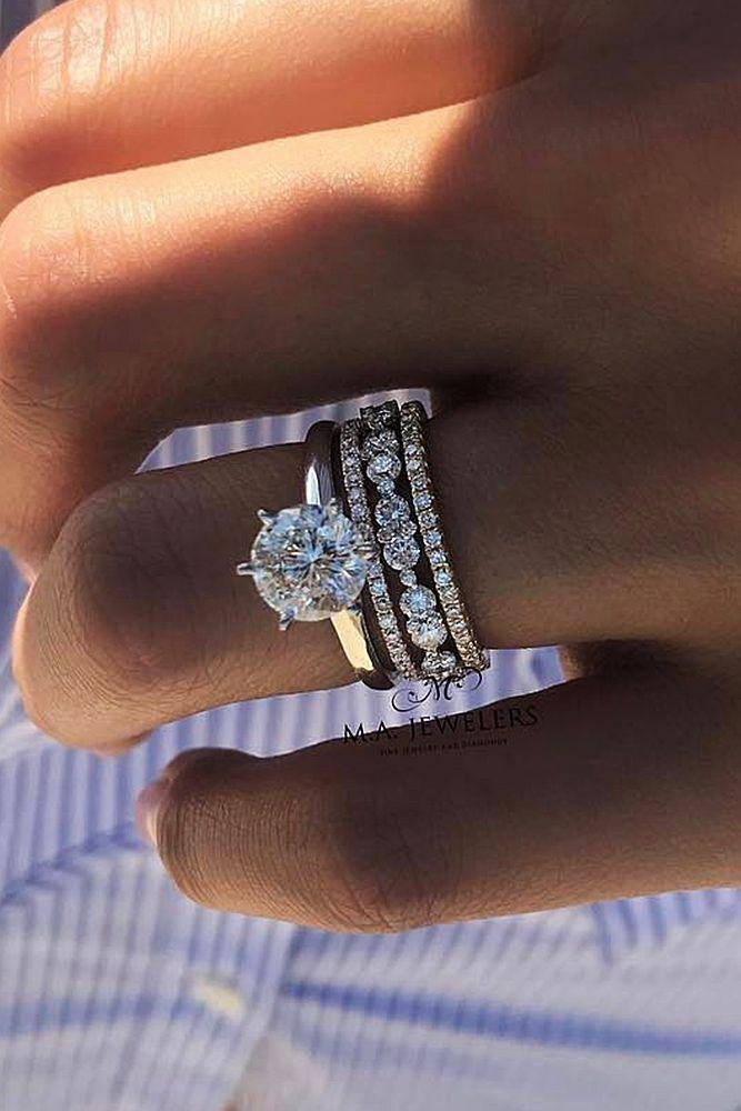 30 The Most Beautiful Gold Engagement Rings