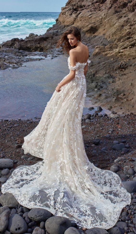 Stunningly Fashion Forward Galia Lahav Wedding Dresses Gala Collection No 5