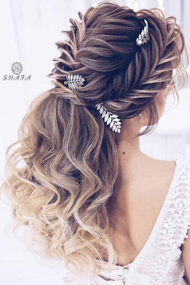 60 Stunning Prom Hairstyles For Long Hair For 2018 2827260 Weddbook
