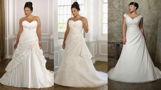 Vestidos De Novia Tallas Grandes 2882120 Weddbook