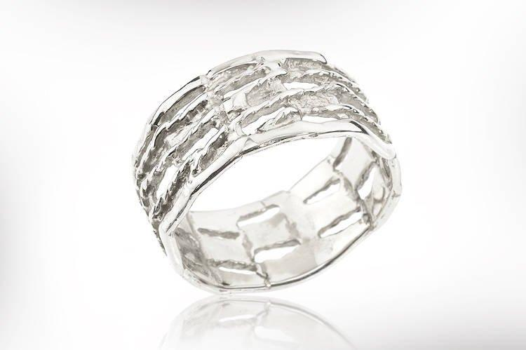9k 14k Mens Weddings Band Wedding Rings For Men Wide Gold His And Her Free Shipping